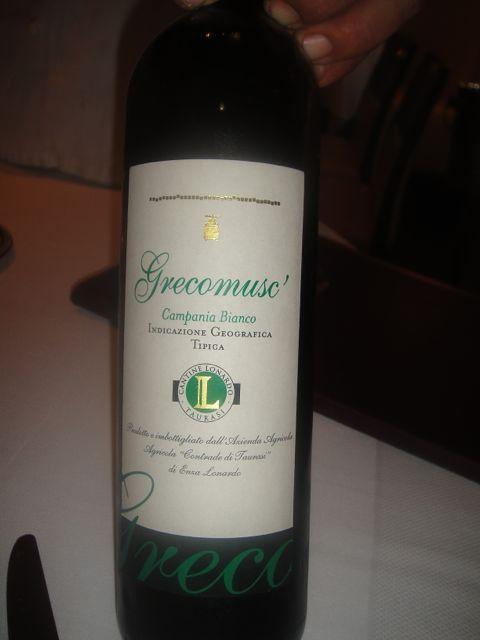 Grano - white wine