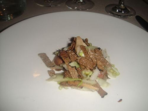 Vin - bean salad
