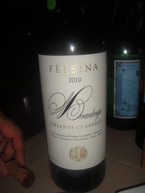 Vin - second wine