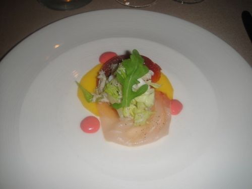 Vin swordfish