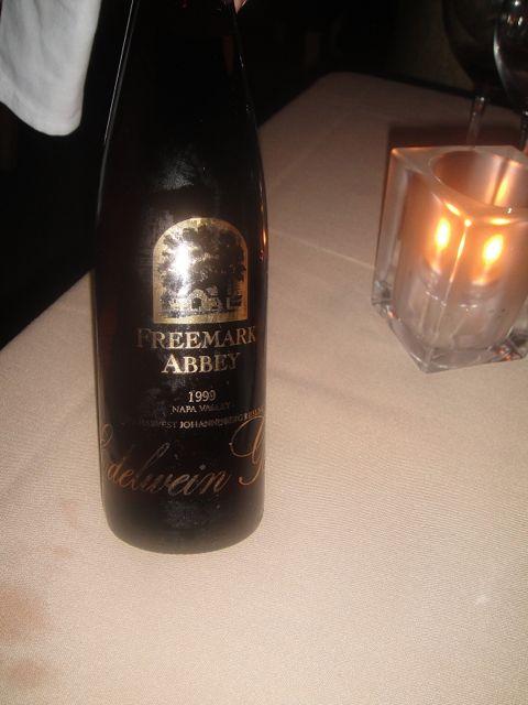 VIN - dessert wine