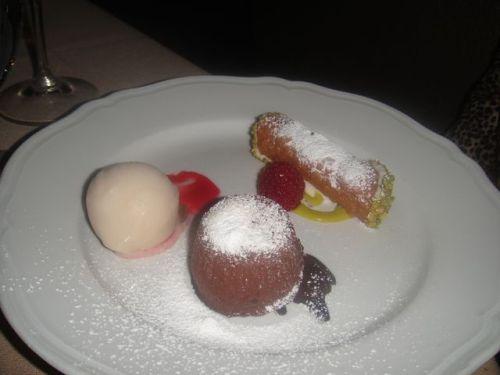 VIN - dessert