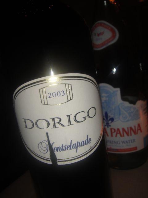 Vin first wine