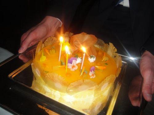 Fr - birthday cake