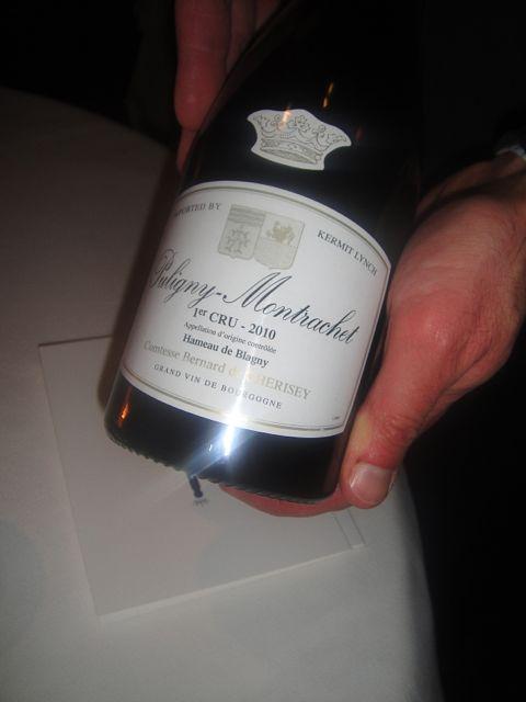 Fr wine after custardd