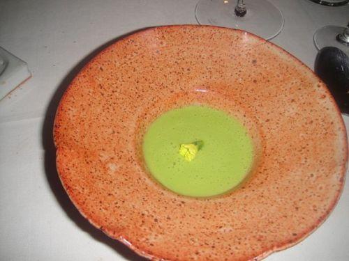 Gran pea soup