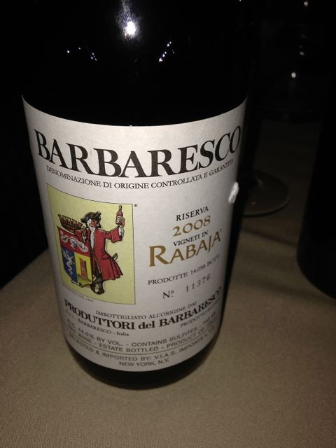Vin Barbaresco