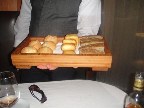 Providence - bread service