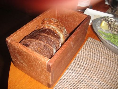 Craft - bread