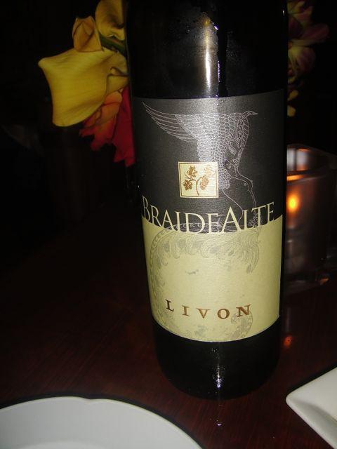 Vin - first wine