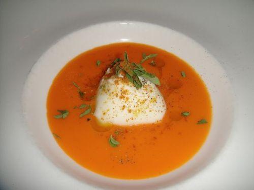 Vin - tomato soup