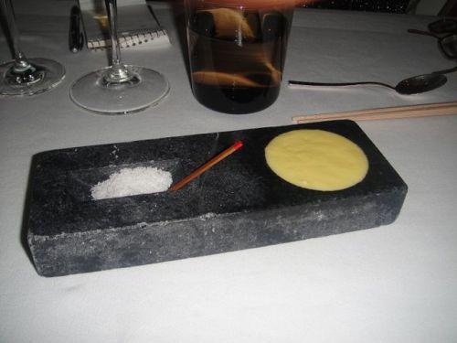 P - Butter