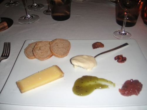 P - Cheese Plate