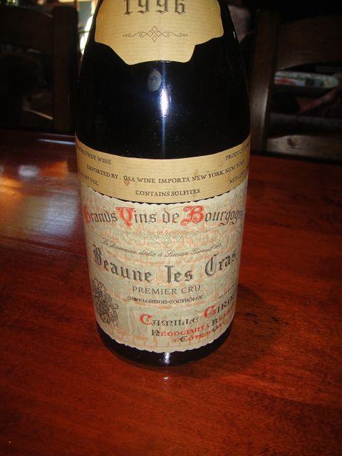 P - wine 1996