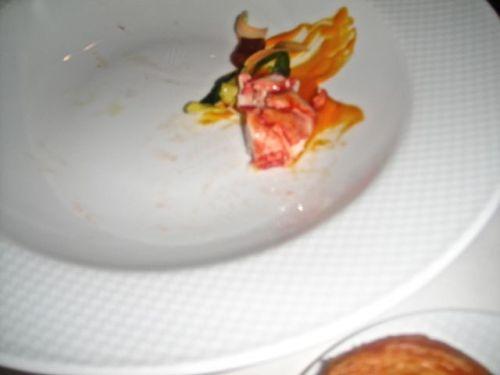 F- Lobster