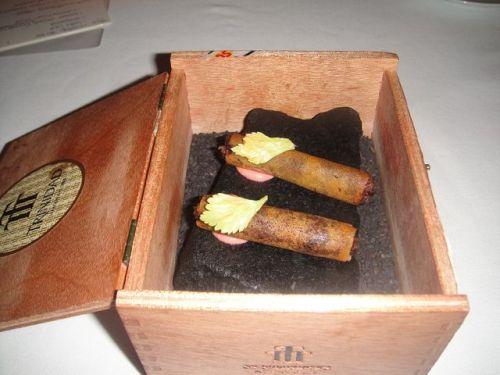 P - cigars