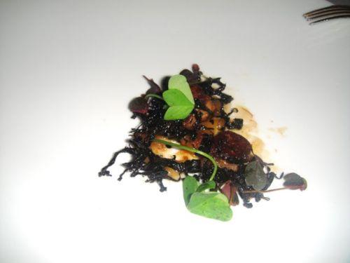 P - Foie gras