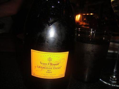 Maude - champagne