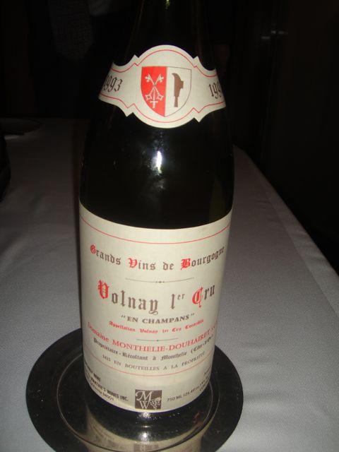 P - fifth wine