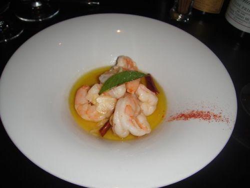 B- shrimp