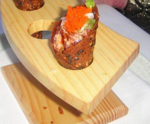 S - tuna in cone