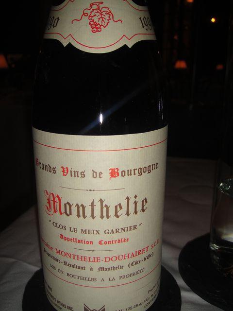 S- white wine