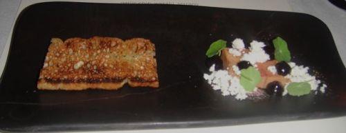 P - foie #8 dish